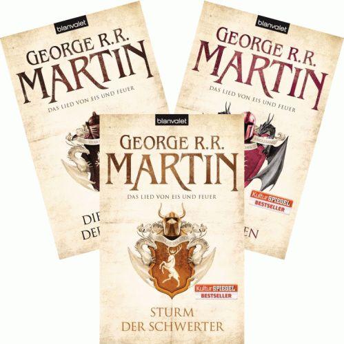 GEORGE R.R. MARTIN Das Lied von Eis und Feuer 5,6,7