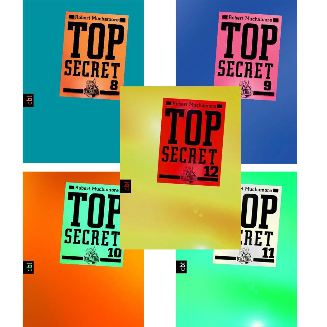 top secret deutsch