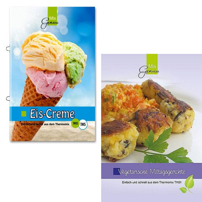 Corinna wild thermomix eis creme vegetarische for Mittagsgerichte schnell