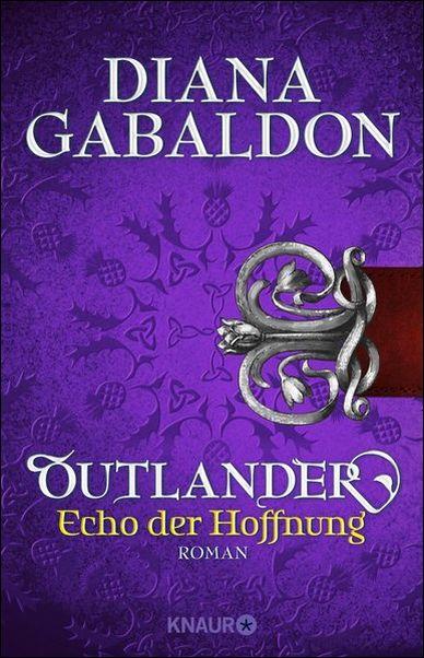 DIANA GABALDON Outlander 7 Echo der Hoffnung
