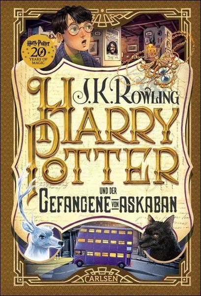 J- K. ROWLING Harry Potter 3 und der Gefangene von Askaban