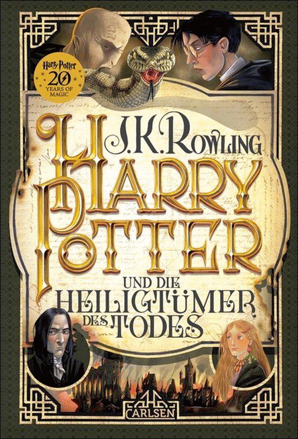 J. K. ROWLING Harry Potter 7 und die Heiligtümer des Tode