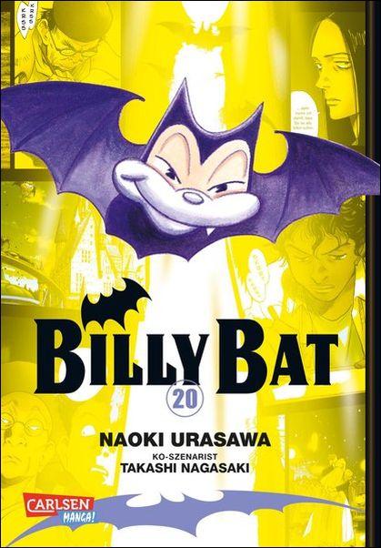 NAOKI URASAWA Billy Bat 20 MANGA (ab 14 Jahren)