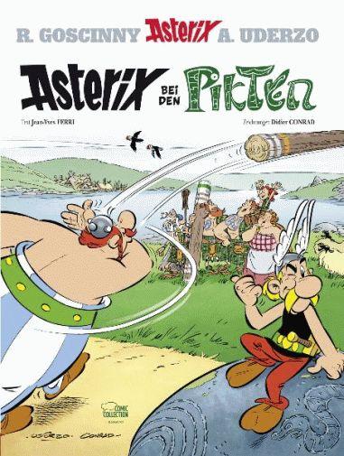 JEAN-YVES-FERRI-Asterix-35-Asterix-bei-den-Pikten-NEU-KEIN-PORTO