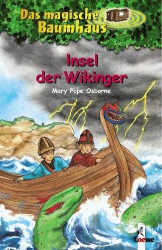 DAS MAGISCHE BAUMHAUS 15 Insel der Wikinger