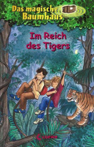 DAS MAGISCHE BAUMHAUS 17 Im Reich des Tigers