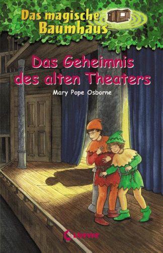 DAS MAGISCHE BAUMHAUS 23 Geheimnis des alten Theaters